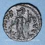 Münzen Frappes barbares (vers 270-275). Antoninien. Buste radiée de Tétricus I. R/: Mars debout à gauche