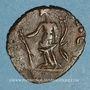 Münzen Frappes barbares (vers 270-275). Antoninien. Tête radiée de Tétricus I. R/: l'Allégresse