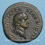 Münzen Galba (68-69). Sesterce. Rome, 68-69. R/: SPQR / OB / CIV.SER dans une couronne de chêne