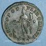 Münzen Galère Maximien (305-311). Follis. Lyon, 305-307. R/: Génie