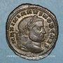 Münzen Galère Maximien, césar (293-305). Follis. Carthage, 4e officine. 298-303. R/: Carthage