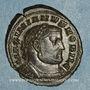 Münzen Galère Maximien, césar (293-305). Follis. Londres, vers 303. R/: Génie