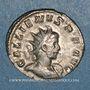 Münzen Gallien (253-268). Antoninien. Cologne, 257-258. R/: deux captifs