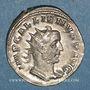 Münzen Gallien (253-268). Antoninien. Milan, 259-260. R/: l'Espérance