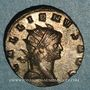 Münzen Gallien (253-268). Antoninien. Milan, 266-267. R/: la Providence