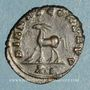 Münzen Gallien (253-268). Antoninien. Rome, 12e officine, 267-268. R/: antilope à gauche