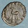 Münzen Gallien (253-268). Antoninien. Rome, 12e officine, 267-268. R/: antilope