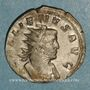 Münzen Gallien (253-268). Antoninien. Rome, 1ère officine. 261-262. R/: Mars