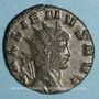 Münzen Gallien (253-268). Antoninien. Rome, 1ère officine, 267-268. R/: Pégase