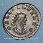 Münzen Gallien (253-268). Antoninien. Rome, 253-255. R/: Jupiter