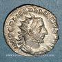 Münzen Gallien (253-268). Antoninien. Rome, 267-268. R/: Jupiter