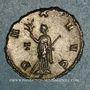 Münzen Gallien (253-268). Antoninien. Rome, 3e officine. 263. R/: la Paix