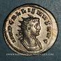 Münzen Gallien (253-268). Antoninien. Rome, 3e officine. 265-267. R/: Victoire