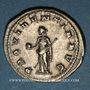 Münzen Gordien III le Pieux (238-244). Antoninien. Rome, 238-239. R/: la Providence