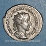 Münzen Gordien III le Pieux (238-244). Antoninien. Rome, 239. R/: Jupiter