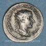 Münzen Gordien III le Pieux (238-244). Antoninien. Rome, 240. R/: la Concorde