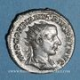 Münzen Gordien III le Pieux (238-244). Antoninien. Rome, 241-243. R/: Hercule