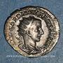 Münzen Gordien III le Pieux (238-244). Antoninien. Rome, 241-243. R/: Jupiter