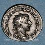Münzen Gordien III le Pieux (238-244). Antoninien. Rome, 243-244. R/: la Fortune assise