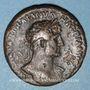 Münzen Hadrien (117-138). As. Rome, 119-121. R/: Victoire