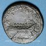Münzen Hadrien (117-138). As. Rome, 132-134. R/: galère