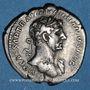 Münzen Hadrien (117-138). Denier. Rome, 118. R/: la Paix