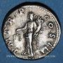 Münzen Hadrien (117-138). Denier. Rome, 119-122. R/: l'Equité