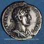 Münzen Hadrien (117-138). Denier. Rome, 119-122. R/: Rome