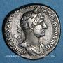Münzen Hadrien (117-138). Denier. Rome, 119-122. R/: Victoire