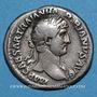 Münzen Hadrien (117-138). Denier. Rome, 121. R/: la Paix