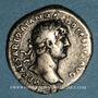 Münzen Hadrien (117-138). Denier. Rome, 123. R/: l'Equité
