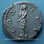 Münzen Hadrien (117-138). Denier. Rome 125-128. R/: la Pudeur