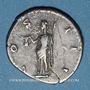 Münzen Hadrien (117-138). Denier. Rome, 125. R/: la Liberté