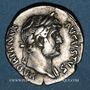 Münzen Hadrien (117-138). Denier. Rome, 127. R/: Victoire