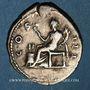 Münzen Hadrien (117-138). Denier. Rome, 128. R/: l'Abondance