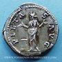 Münzen Hadrien (117-138). Denier. Rome, 133. R/: la Piété