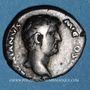 Münzen Hadrien (117-138). Denier. Rome, 134-138. R/: la Providence