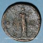 Münzen Hadrien (117-138). Dupondius. Rome, 126. R/: la Bonne Foi