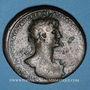 Münzen Hadrien (117-138). Sesterce. Rome, 117. R/: la Concorde