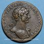 Münzen Hadrien (117-138). Sesterce. Rome, 118. R/: Hadrien