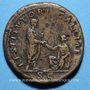 Münzen Hadrien (117-138). Sesterce. Rome, 136. R/: Hadrien