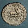 Münzen Julia Domna, épouse de Septime Sévère († 217). Antoninien. Rome, 215. R/: la Lune
