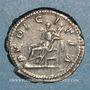 Münzen Julia Domna, épouse de Septime Sévère († 217). Denier. Laodicée, 196-202. R/: la Pudeur