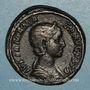 Münzen Julia Mamée, mère d'Alexandre Sévère († 235). Sesterce. Rome, 224. R/: Vénus