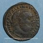 Münzen Licinius I (308-324). Follis. Cyzique, 4e officine. 316-317. R/: Jupiter