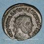 Münzen Licinius I (308-324). Follis. Cyzique, 4e officine, 321-324. R/: Jupiter debout à gauche