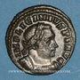 Münzen Licinius I (308-324). Follis. Londres,  1ère officine, 313-314. R/: Génie