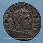 Münzen Licinius I (308-324). Follis. rome, 312-313. R/: aigle légionnaire