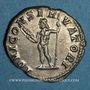 Münzen Macrin (217-218). Denier. Rome, 217-218. R/: Jupiter