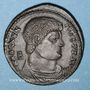 Münzen Magnence (350-353). Maiorina. Arles, 1ère officine, 350-351. R/: deux Victoires